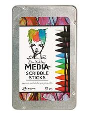 Ranger / Dina Wakley Media Scribble Sticks (SDMDA54733)