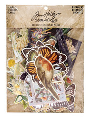 Tim Holtz Idea-ology Layers- Botanical (SDTH93554)