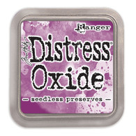 Ranger/ Tim Holtz Distress Oxide Ink Pad- Seedless Preserves (SDTDO56195)