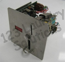 * Washer Coin Drop | Meter Assy. 120v 25 Unimac, F200003000P