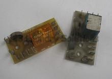 * Washer Door Lock Board 120v Unimac, F370426-1P