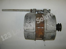 Front Load Washer T400 Motor 3PH 220V Type CV 132 C/2-18-2T Used