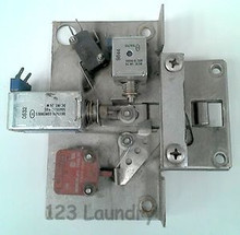 * Washer Door Lock Assy. Unimac, F604449-1P