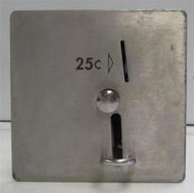 * Dryer Coin Drop 25¢ Huebsch, M414501P