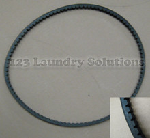 Milnor Front Load Washer AX34 Belt