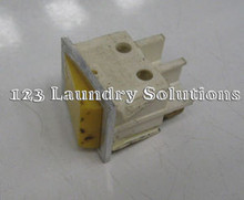Front Load Washer Yellow Rapid Advance Button Primus Used