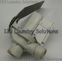 GE Top Load Washer, Drain Pump #175D3834P001