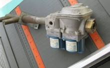 Dexter Dryer coin-op gas valve