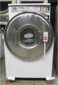 Milnor 50lb Front Load Washer