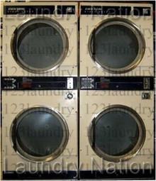 Dexter 30lb Stack Dryer. Model: DL2X300