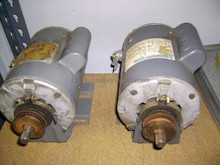 Huebsch Stack Dryer Motor 1/2 HP - 1PH 60HZ 431325P