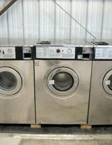 Wascomat Front Load Washer W124