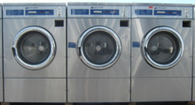 Dexter front load washer T400