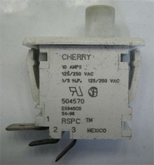 *Huebsch Dryer Door Switch 504570 Used