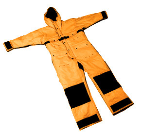 Insulated Floatation Suit