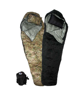 Antarctic › Mummy Style Sleeping Bag