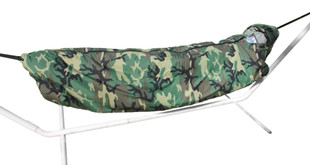Ultra Light › Hammock Sleeping Bag (Center Zip)