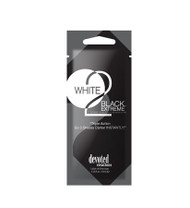 Devoted Creations White 2 Black Extreme Extremely Advanced Black Bronzing Tanning Lotion Packet