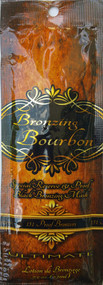 Ultimate Bronzing Bourbon Special Reserve 151 Proof Black Bronzing Mash Tanning Lotion Packet
