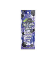 Fiesta Sun Blackberry Blast Extremely Dark 25X Ultra Black Bronzers Tanning Lotion Packet
