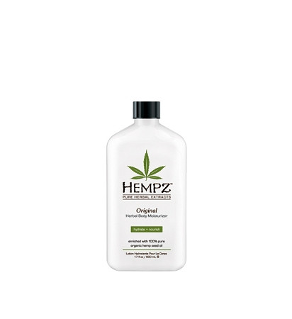 Hempz Herbal Body Moisturizer Mini Bottle