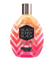 Tan Asz U Beach Bunny Black Advanced 88X EverBlack Bronzer Tanning Lotion