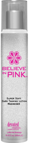 Devoted Creations Believe in Pink Maximizer Super Soft Dark Tanning Lotion