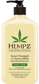 Hempz Sweet Pineapple & Honey Melon Herbal Body Moisturizer