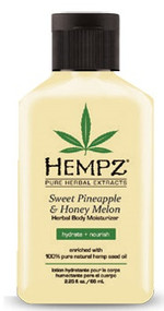 Hempz Sweet Pineapple & Honey Melon Herbal Body Moisturizer Mini