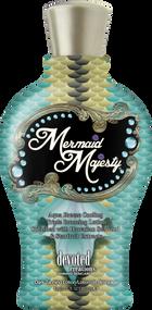 Devoted Creations Mermaid Majesty Aqua Breeze Cooling Triple Bronzing Tanning Lotion