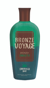 Emerald Bay Bronze Voyage Bronzer Smooth Dark Tanning Lotion