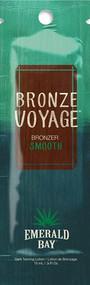 Emerald Bay Bronze Voyage Bronzer Smooth Dark Tanning Lotion Packet
