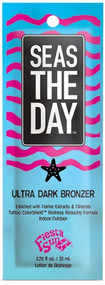 Fiesta Sun Seas the Day Ultra Dark Bronzer Tanning Lotion Sample Packet