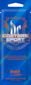 Devoted Creations Couture Sport Signature Edition Power Tanning Serum Tanning Lotion Sample Packet