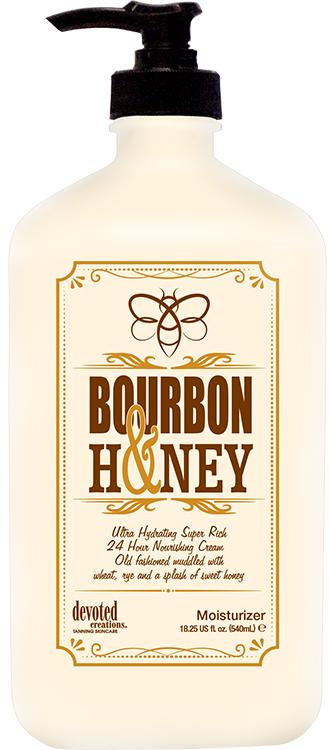 Devoted Creations Bourbon & Honey Ultra Hydrating Super Rich 24 Hour Nourishing Cream Moisturizer