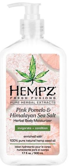 Hempz Fresh Fusions Pink Pomelo & Himalayan Sea Salt Herbal Body Moisturizer