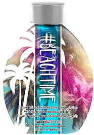 Ed Hardy #Beachtime Coconut Infused Extreme Dark Tanning Lotion