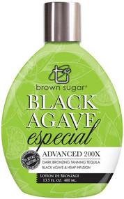 Brown Sugar Black Agave Especial Advanced 200X Dark Bronzing Tanning Tequila