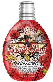 Designer Skin Bombshell Ultra-Extreme Sizzle Formula with Exotic Bronzer Blend Tanning Lotion