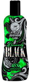Australian Gold Deviously Black 45X Ruthlessly Dark Bronzer Tanning Lotion