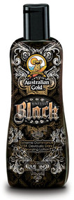 Australian Gold Sinfully Black Extreme Dominance 15X Deviously Dark Bronzer Tanning Lotion