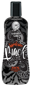 Australian Gold Hardcore Black 30X Dark Bronzing Tanning Lotion