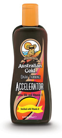 Australian Gold Accelerator Intensifier with Native Oils Tanning Lotion
