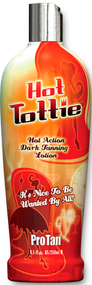 Pro Tan Hot Tottie Hot Action Dark Tanning Lotion