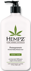 Hempz Pomegranate Hydrate & Renew Herbal Body Moisturizer