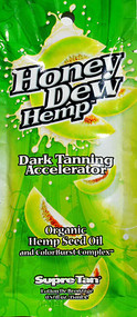 Supre Tan Honey Dew Hemp Accelerator Tanning Lotion Packet