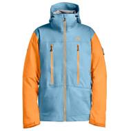 Strafe Cham ski jacket teal