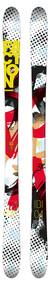 Faction Idiom Freestyle Skis
