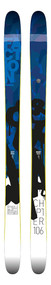 Faction Chapter 106 all mountain skis