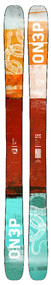 ON3P Jessie 98 women's skis